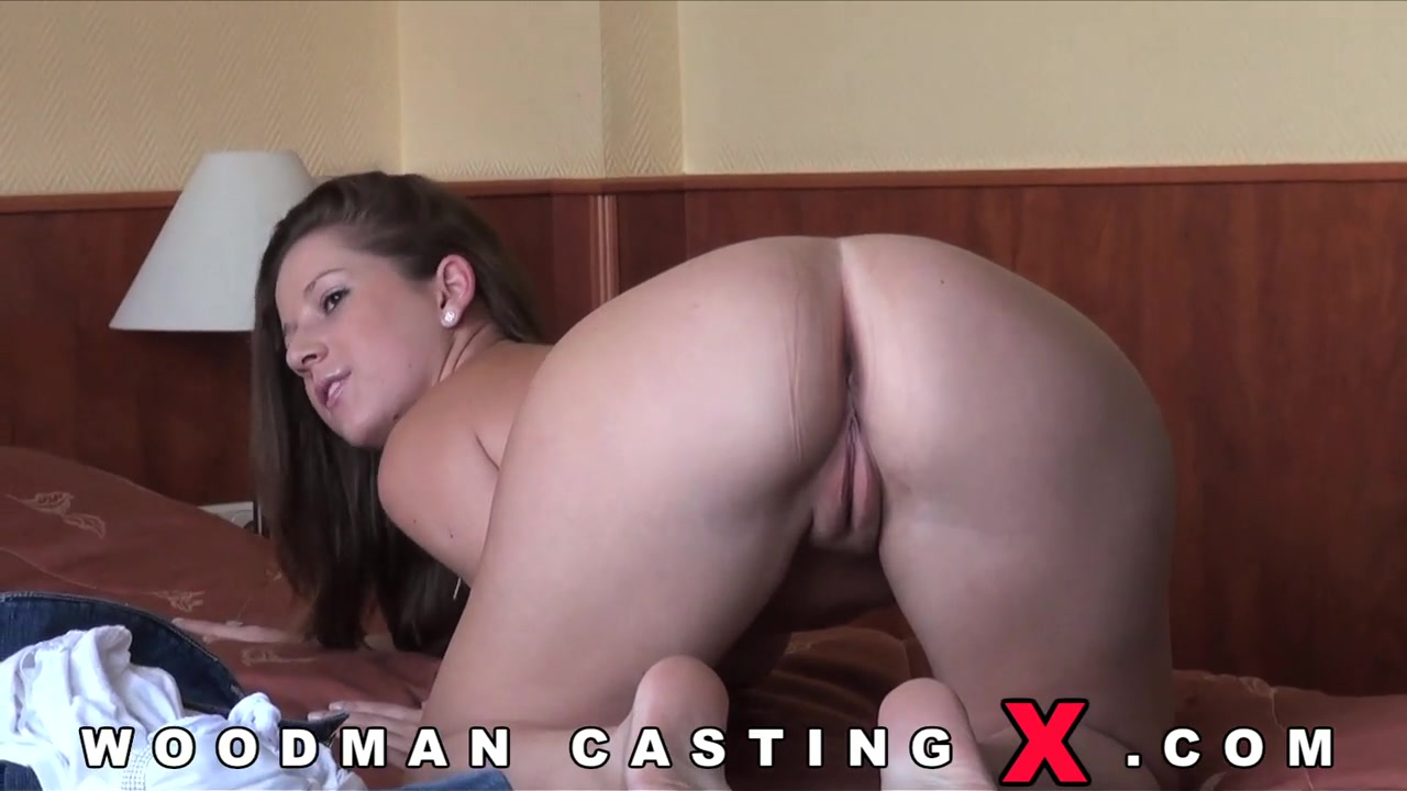 Casting porno woodman