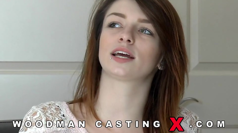 Little Titty Girl at Woodman's Casting