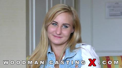 Хелена - Порно Кастинг Вудмана