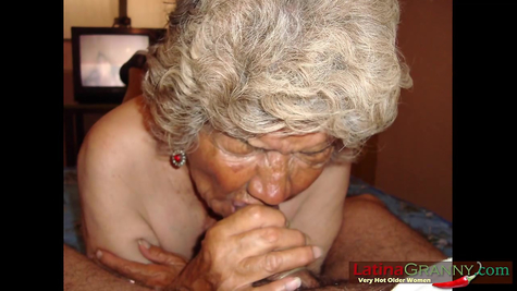 Compilation with old women, women show themselves