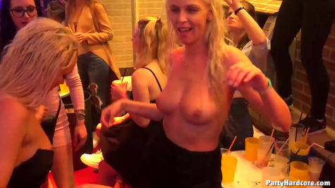 Трах вечеринка - ебля и разврат