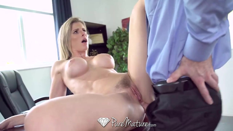 Passion porn with mature sexy milf