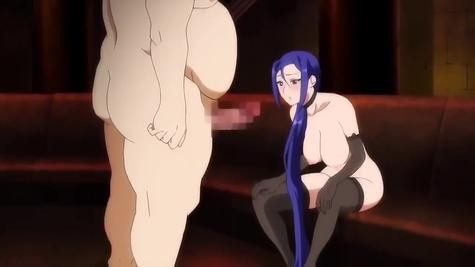 Хентай, порно мультфильм