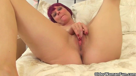 Lovers masturbate and show charms