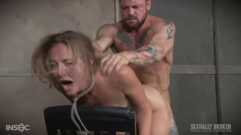 BDSM Compilation - Shackled Bitches Fucked Hard