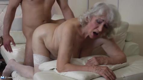 Старые шкуры обожают мощно трахаться