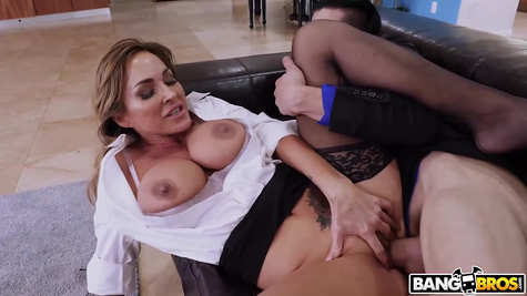 Very titted beautiful mom loves to fuck sweetly