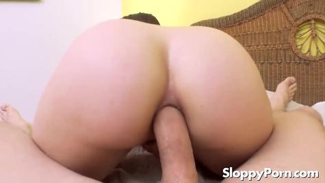 Аналит свою курву – крутой жаркий секс в жопу