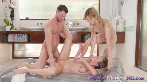 Различный секс с порно любовницами давалками