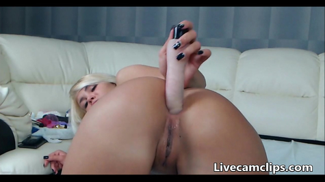 Mouth, hollow and pussy blonde pleased imitators