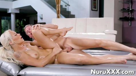 Horny men know which massage is willing to suck their dicks and fuck the sexy clients inside pussies for free