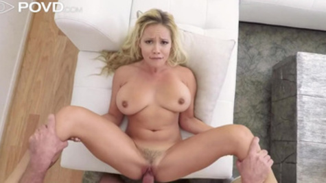Sexy Kylie Page made her pussy wet and asked guy to fuck