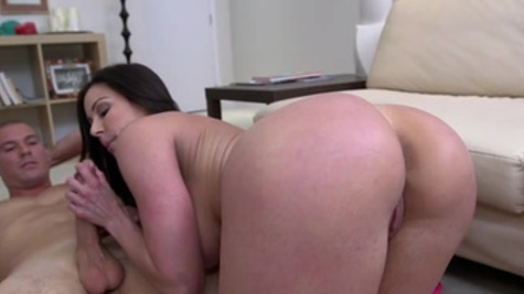 Kinky Kendra Lust lusting after this guys cock
