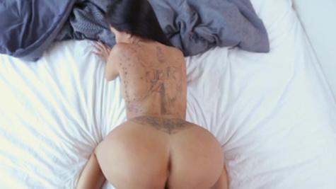 Superb POV sex scenes along Lela Star, big ass model addicted to cock