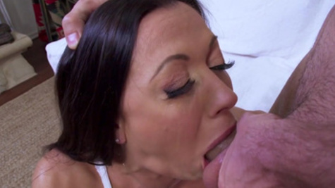 Amazing hardcore anal with fine milf addicted to cock, Rachel Starr