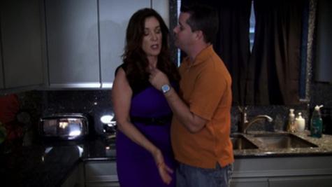 Rachel Steele starts dealing step son's dick in slutty scenes