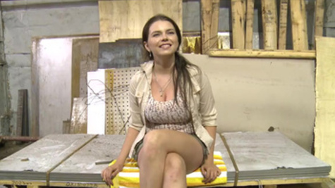 Marina Visconti suffers from wicked and rough gangbang delights
