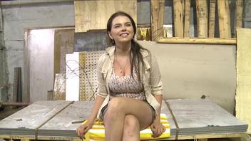 Sexy Marina Huge Fucked By Hunky Director