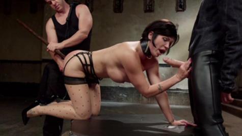 BDSM master Shay Fox experiences fantastic orgasms