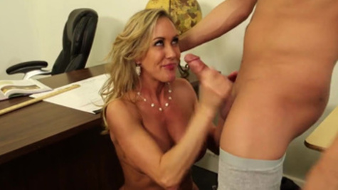 Perfect teacher Brandi Love dreams of her handsome student