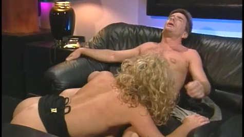 Neighbors swap wives and guy assfucks hot blonde Kyle Stone