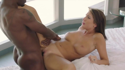 On vacation August Ames has an affair with black neighbor