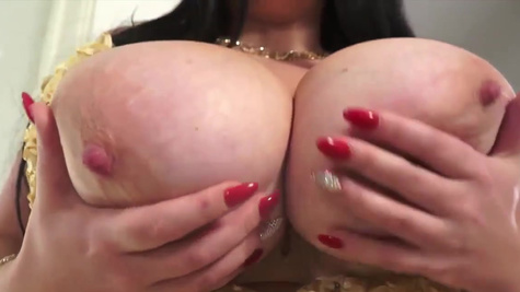 Huge melons are MILF Maya Milano's the greatest pride