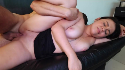 Ivana Bolivar is brave enough to practice sex on camera