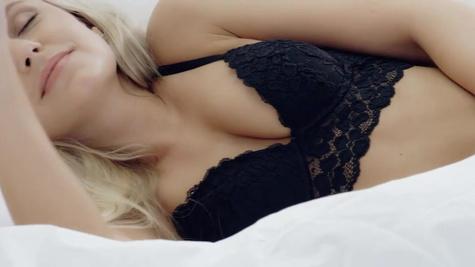 Boyfriend finds Lola Myluv masturbating and makes love to her