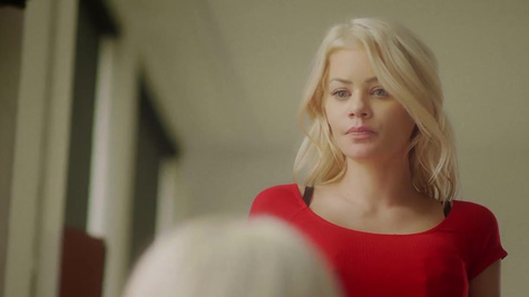 Riley Steele has threesome with boyfriend's lover Elsa Jean