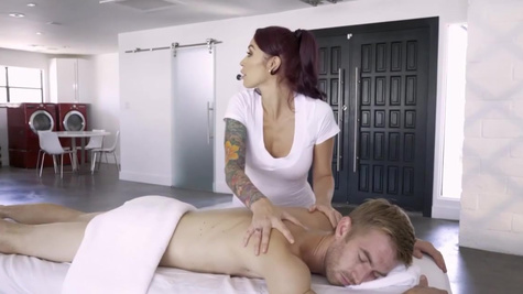 Monique Alexander in Monique's Secret Spa: Part 3
