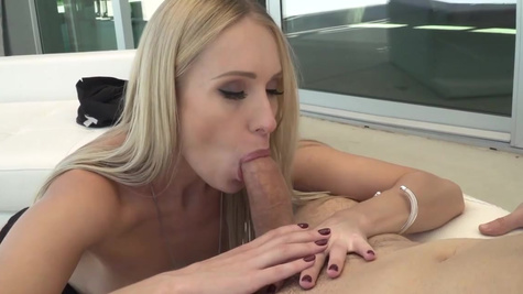 Angelika Grays in Of Course She's Free for Anal