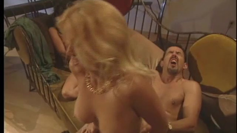 Stephanie Swift in Desperate Measures Scene 8