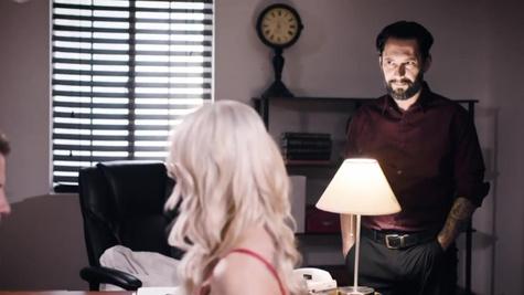 Strange man permits doctor to fuck classy wife Kenzie Taylor