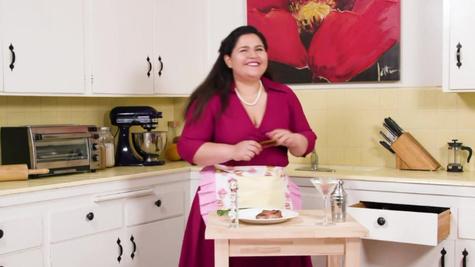 Retro housewife Karla Lane is here to please everyone