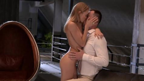 Boyfriend is lucky that Nancy Ace always wants sex