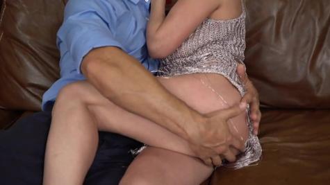 Mature blonde Szandi is a former pornstar who still likes sex