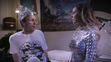Conspiracy theorist fucks extraterrestrial Cherie Deville