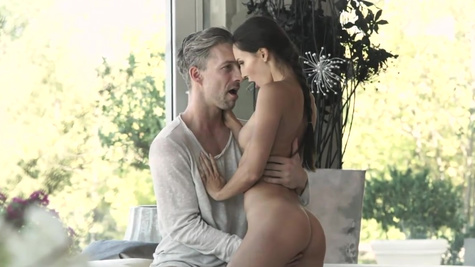 Sex is an inherent part of Lilu Moon's married life