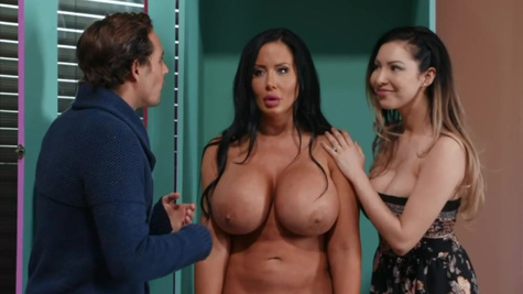 Sex doll Sybil Stallone as a present for the husband
