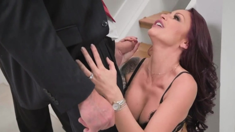 Monique Alexander in The Don Whacks My Wife's Ass