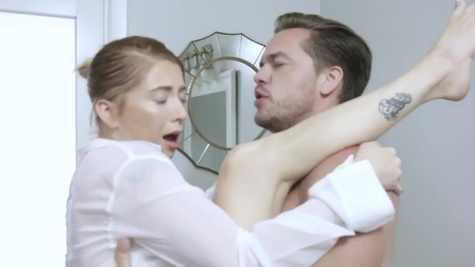 Melissa Rose in Only Anal Makes Me Cum