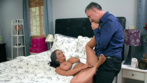 Ava Addams in Stay Away From My Daughter: Part 2