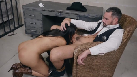 Lela Star in Wanted Fucked Or Alive: Part 2