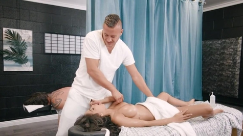 Gia Milana in Conscious Uncoupling Massage