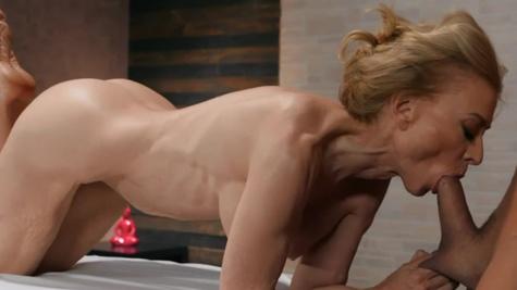 Nina Hartley in Milfy Massage