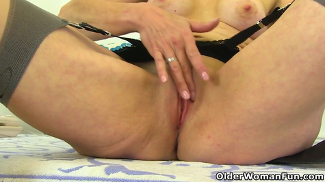 Three middle-aged dicks are developing wide caps - delicious video