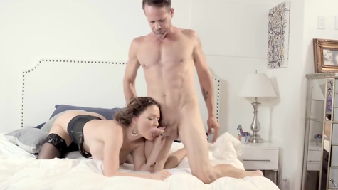 Krissy Lynn mating with an experienced guy