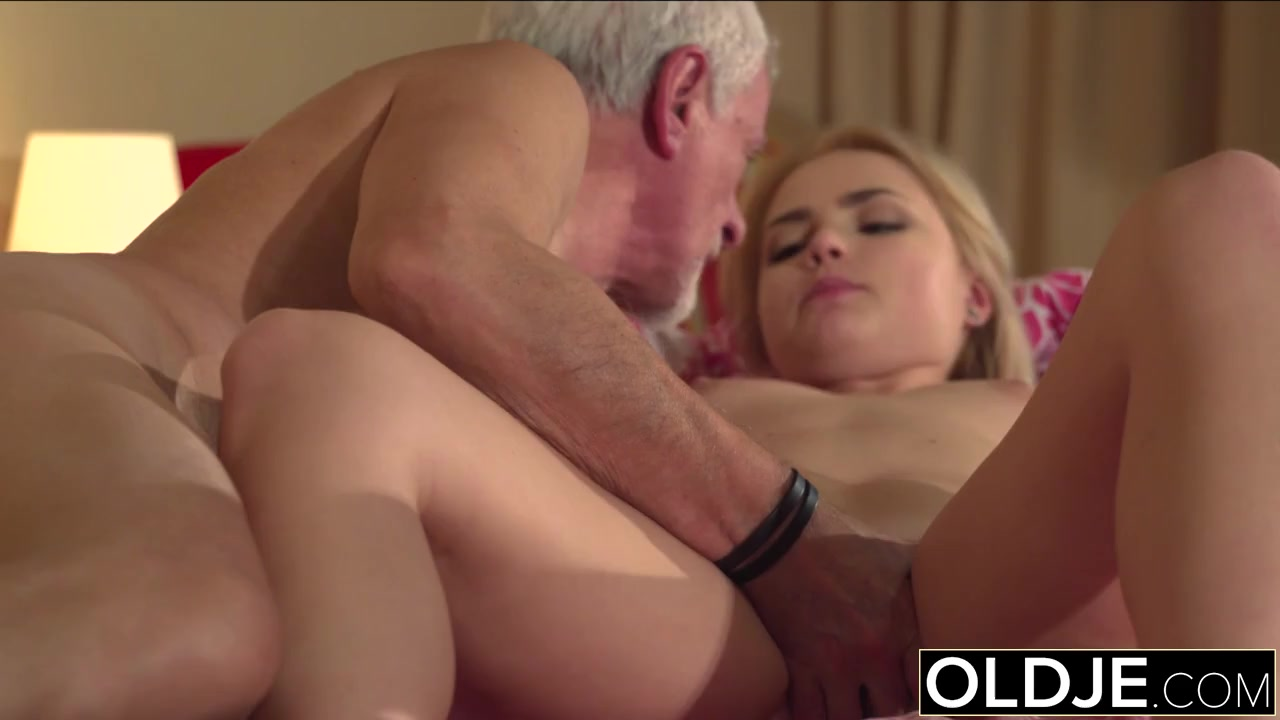 Old Bbc Young White Girl